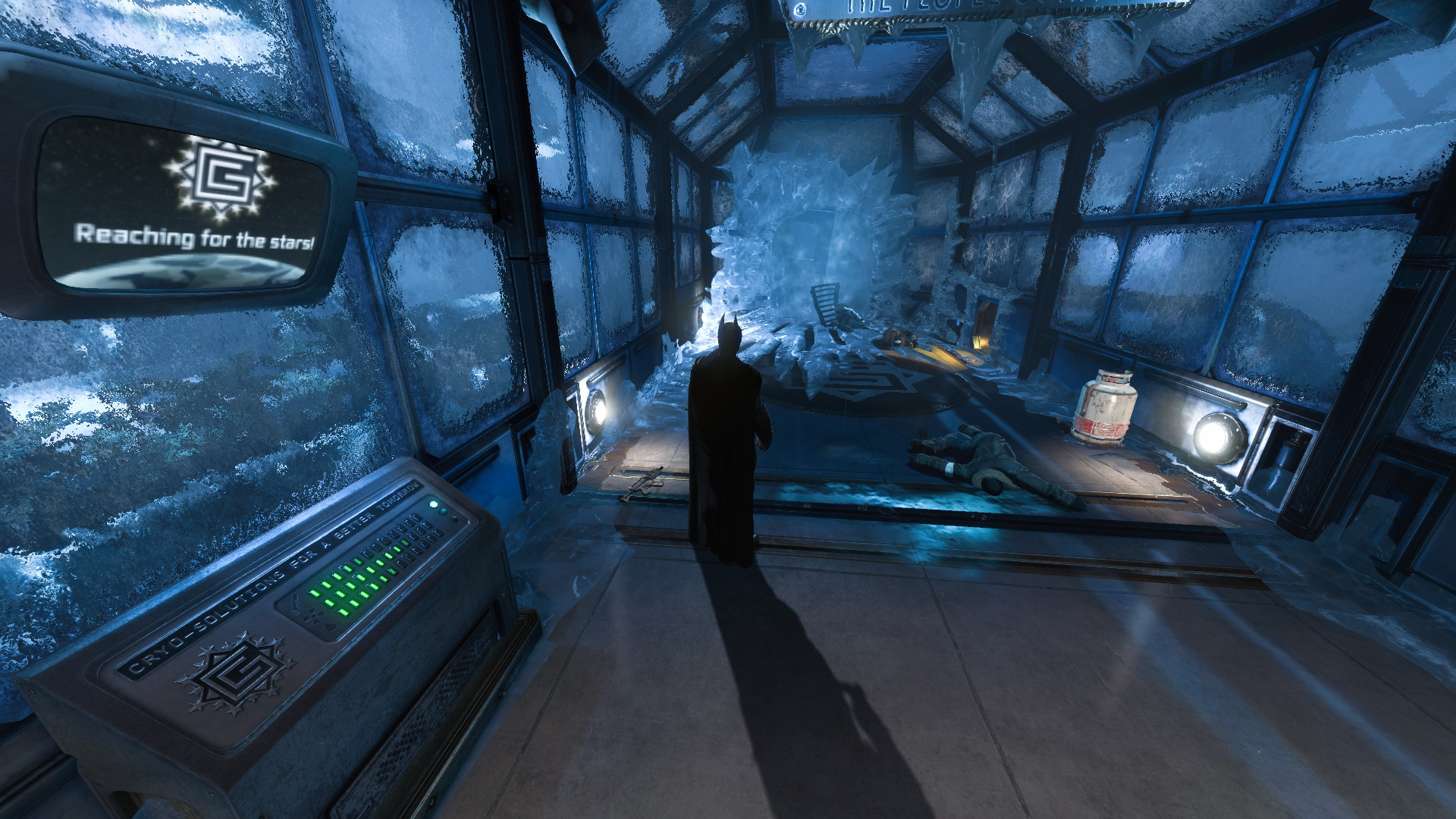 Batman: Arkham Origins - Cold, Cold Heart PC Review