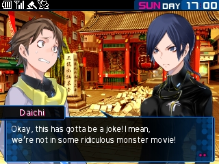 'Shin Megami Tensei: Devil Survivor 2' Nintendo 3Ds review