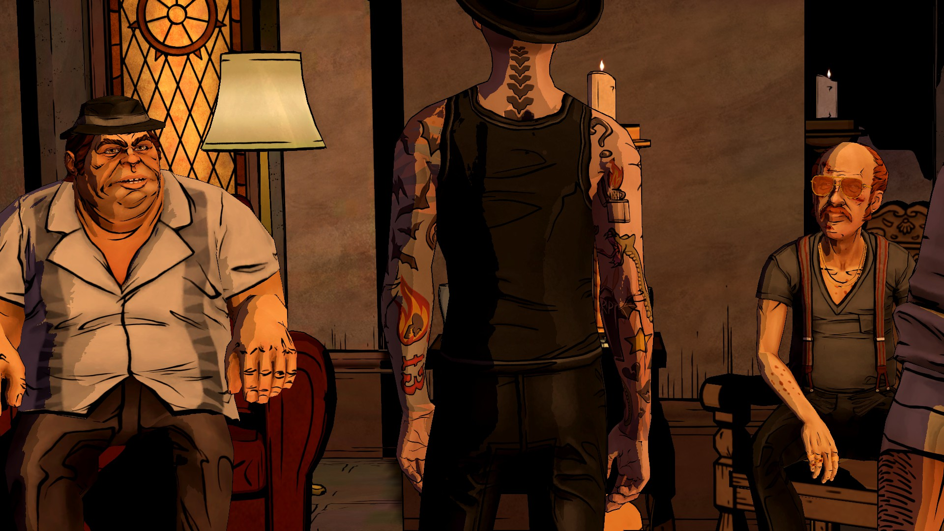 The Wolf Among Us: Cry Wolf PC Review