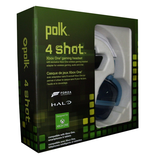Polk 4 Shot Review Xbox One Polk Chat Pro Microphone