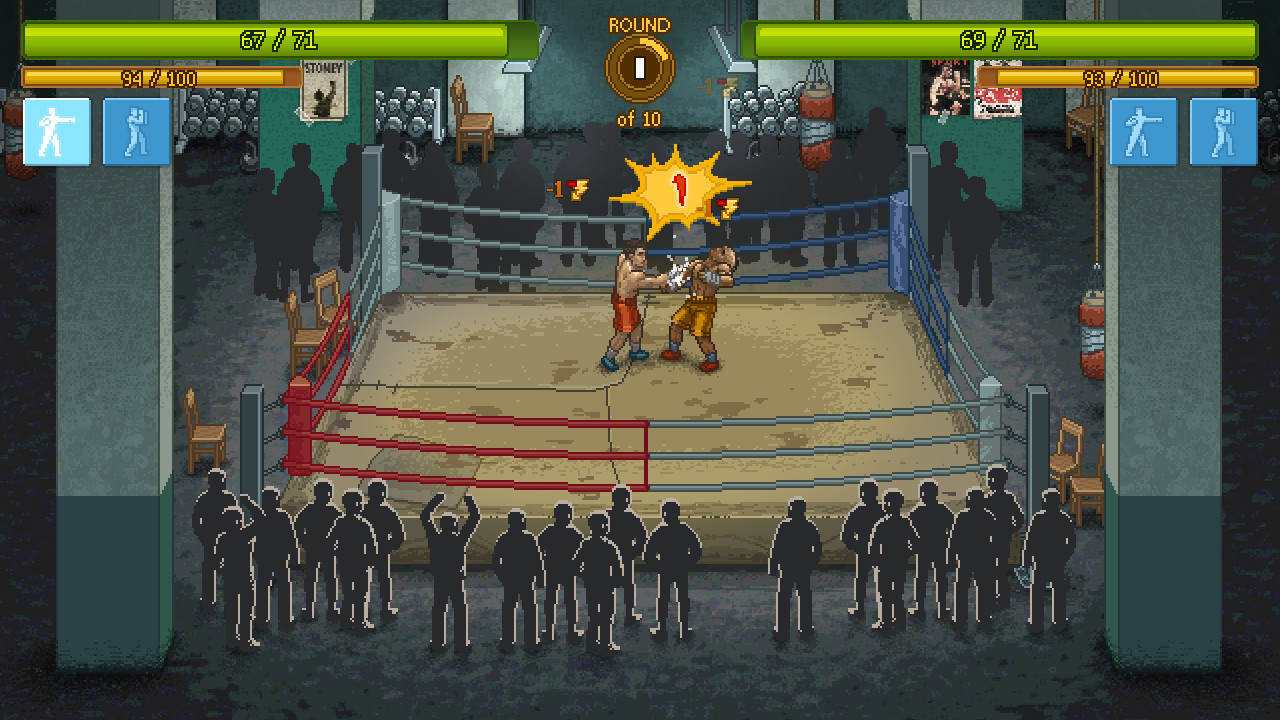 Punch Club Fighting
