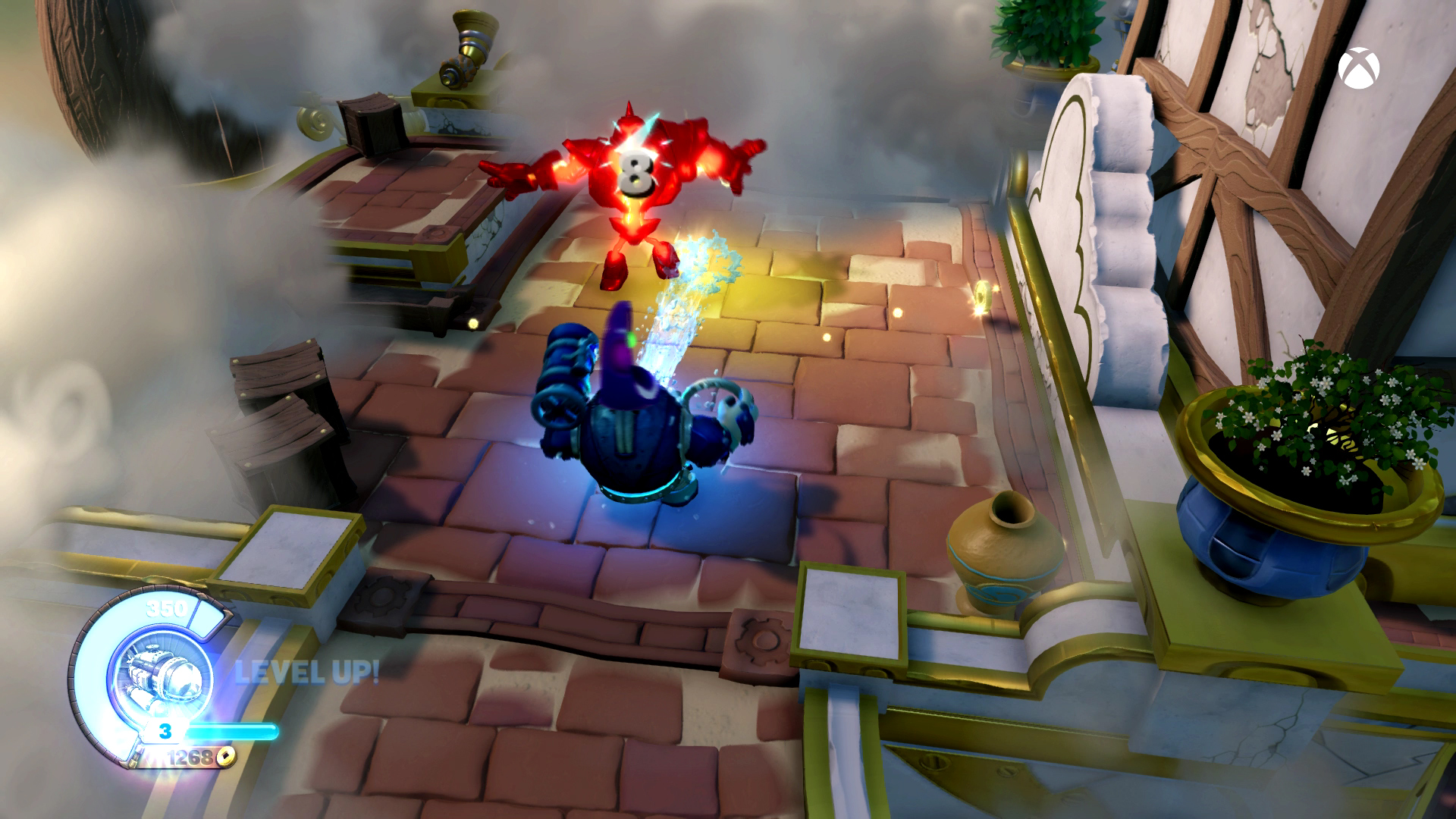 Skylanders SuperChargers Dive-Clops Eye Stream