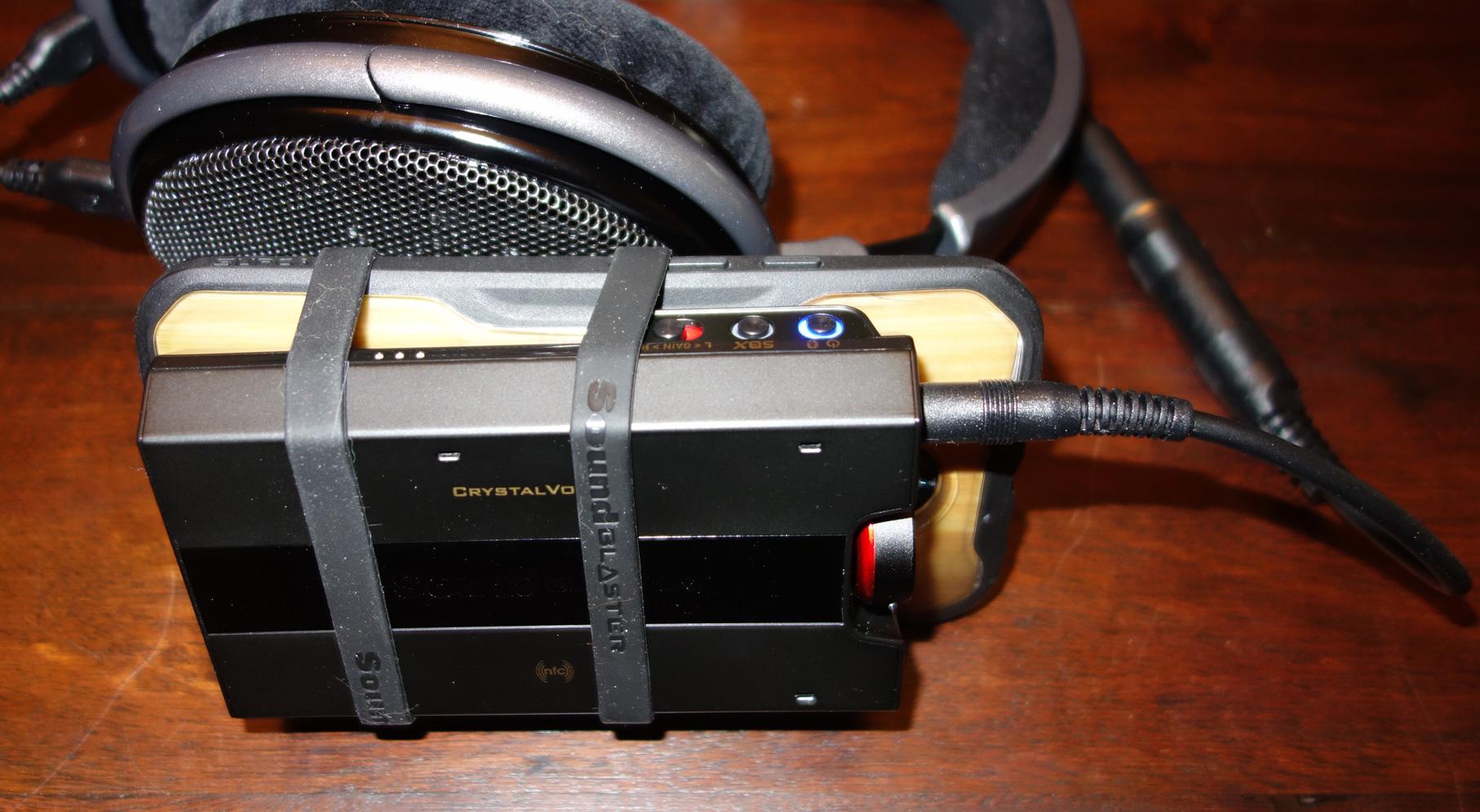 Sound blaster e3 android