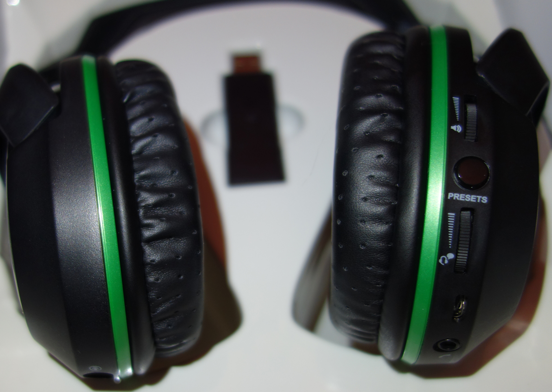 Turtle Beach Ear Force Stealth 420X volume preset controls