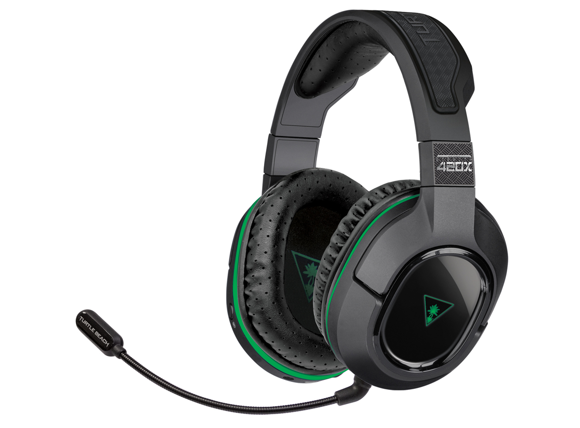 Turtle Beach Ear Force Stealth 420X with boom mic