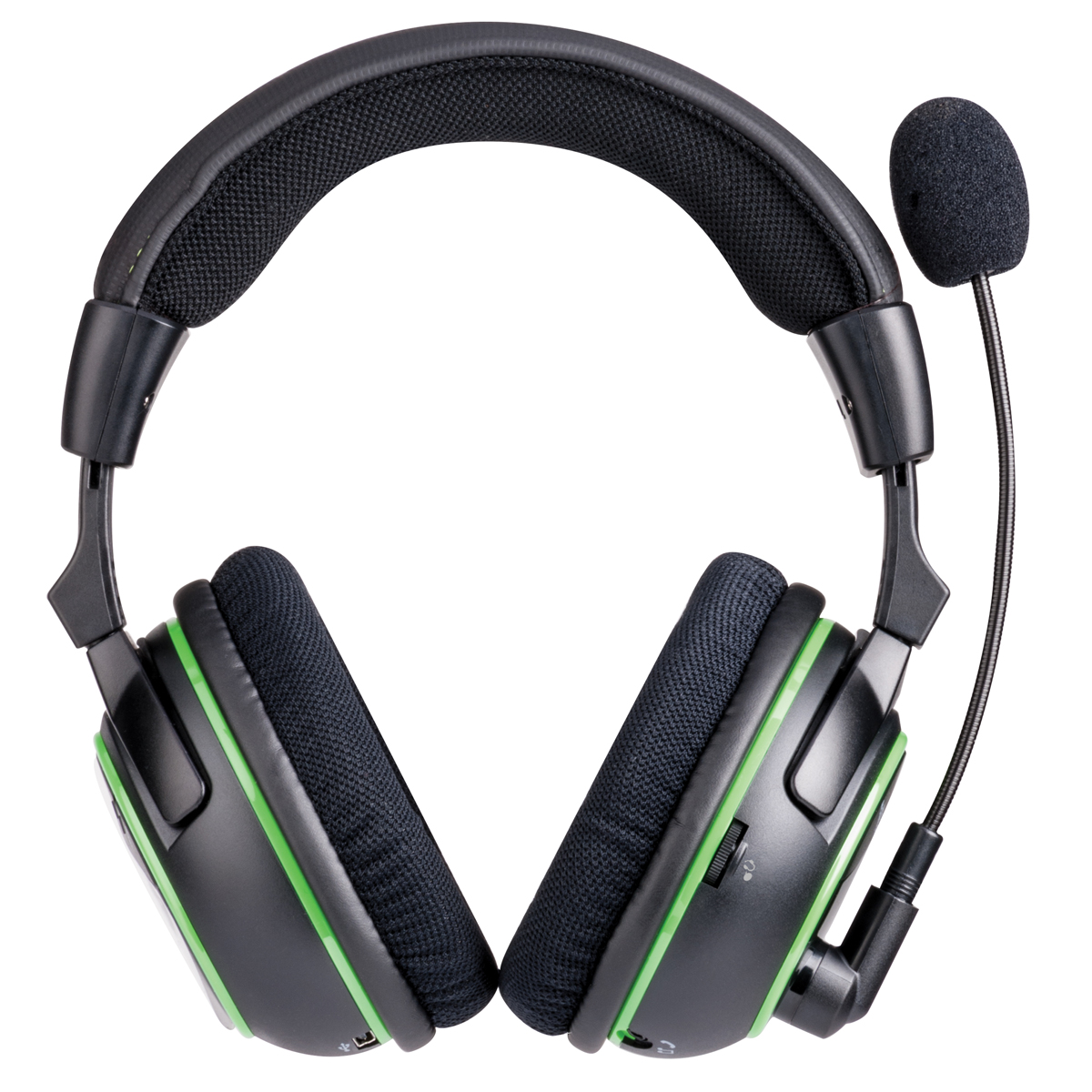Turtle Beach Ear Force Stealth 500X Xbox One wireleless surround sound DTS Headphone:X review profile